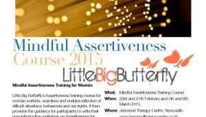 Mindful Assertiveness Training